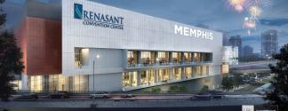 Memphis' Renasant Convention Center